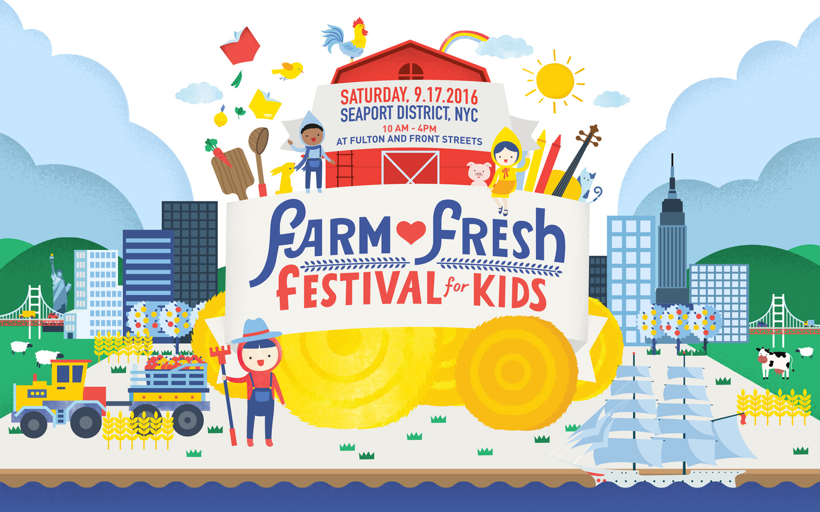 Farm Fresh Festival for Kids